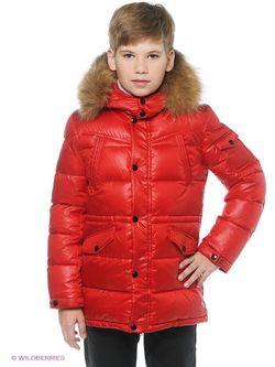 Пальто Vitacci                                                                                                              красный цвет