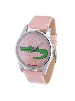 Часы Mitya Veselkov                                                                                                              розовый цвет