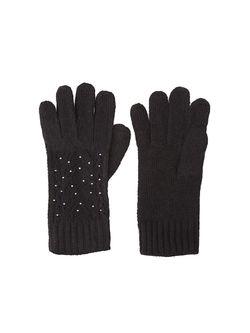 Перчатки Модные истории                                                                                                              чёрный цвет