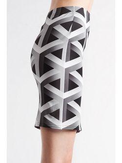 Юбки LOPATIN                                                                                                              серый цвет