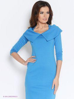 Платья Lussotico                                                                                                              голубой цвет