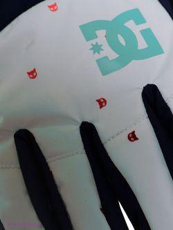 Перчатки Dc Shoes Dcshoes                                                                                                              белый цвет