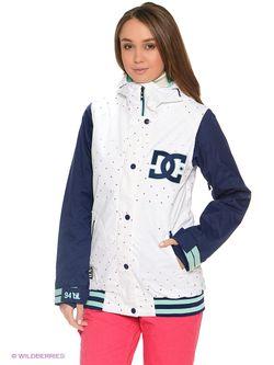 Куртки Dc Shoes Dcshoes                                                                                                              белый цвет