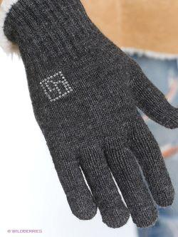 Перчатки Baon                                                                                                              серый цвет