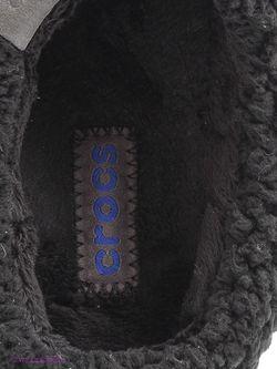 Сабо Crocs                                                                                                              черный цвет