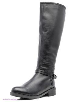 Ботфорты Covani                                                                                                              чёрный цвет