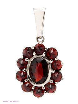 Ювелирные Подвески Happy Garnets                                                                                                              красный цвет