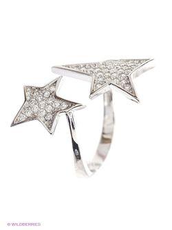 Ювелирные Кольца Silver Wings                                                                                                              белый цвет