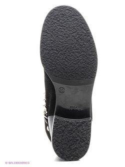 Полусапожки Mascotte                                                                                                              черный цвет