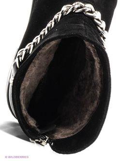 Полусапожки Mascotte                                                                                                              чёрный цвет
