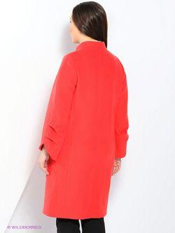 Пальто Electrastyle                                                                                                              красный цвет
