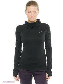 Лонгслив Nike                                                                                                              чёрный цвет