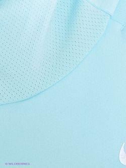 Лонгслив Nike                                                                                                              голубой цвет