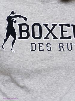 Футболки Boxeur Des Rues                                                                                                              серый цвет