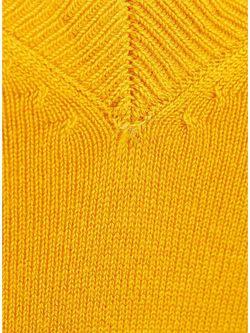 Пуловеры Oodji                                                                                                              желтый цвет