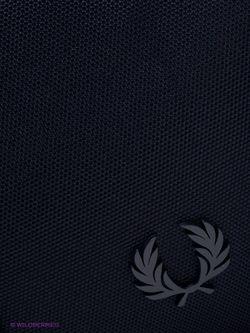 Сумки Fred Perry                                                                                                              синий цвет