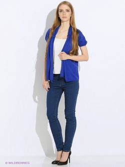 Жакеты Oodji                                                                                                              синий цвет