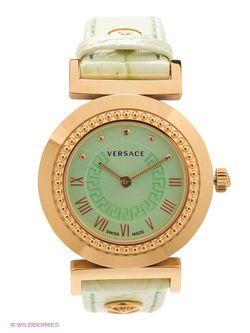 Часы Versace                                                                                                              зелёный цвет