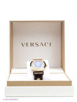 Часы Versace                                                                                                              коричневый цвет