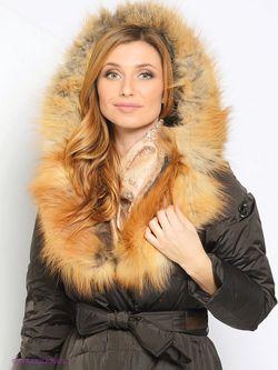 Пальто RIO VERTI                                                                                                              коричневый цвет