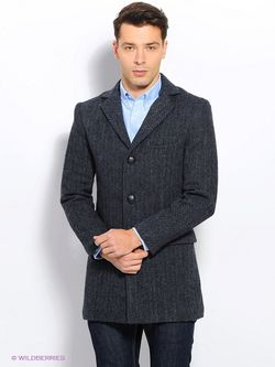 Пальто Пряник                                                                                                              синий цвет