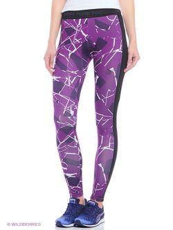 Леггинсы Puma                                                                                                              фиолетовый цвет
