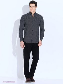 Рубашки Angelo Bonetti                                                                                                              черный цвет