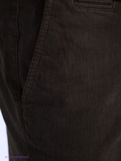 Брюки Angelo Bonetti                                                                                                              коричневый цвет