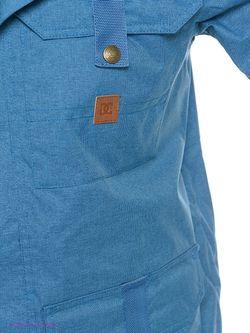 Куртки Dc Shoes Dcshoes                                                                                                              синий цвет