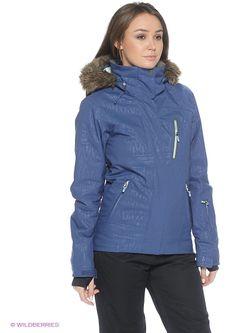 Куртки Roxy                                                                                                              синий цвет