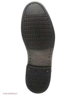 Ботинки Clarks                                                                                                              чёрный цвет