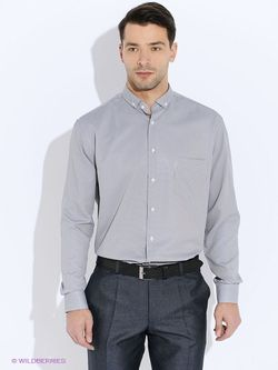 Рубашки JOHN JENIFORD                                                                                                              серый цвет