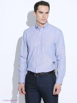 Рубашки JOHN JENIFORD                                                                                                              голубой цвет