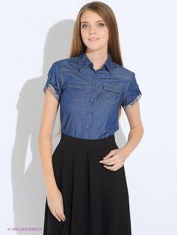 Рубашки Magnetiq                                                                                                              синий цвет