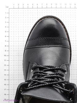 Ботинки ЭГО                                                                                                              черный цвет