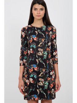 Платья Emka Fashion                                                                                                              бежевый цвет