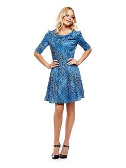 Платья Guess                                                                                                              синий цвет