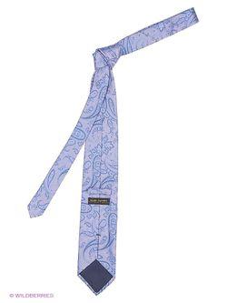 Галстуки Slava Zaitsev                                                                                                              голубой цвет