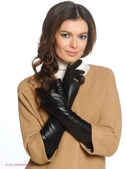 Перчатки To Be Queen                                                                                                              чёрный цвет