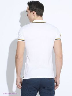 Поло Oodji                                                                                                              белый цвет