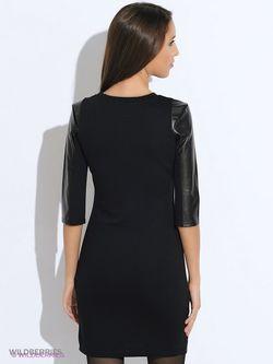Платья Oodji                                                                                                              чёрный цвет