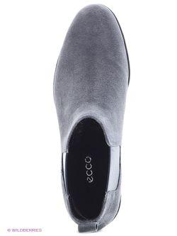 Ботинки Ecco                                                                                                              синий цвет
