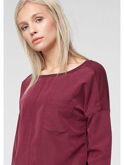 Блузки s.Oliver                                                                                                              красный цвет