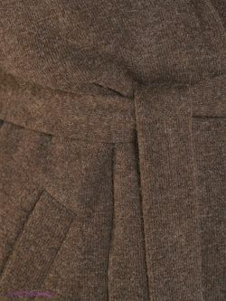 Пальто Katerina Bleska&Tamara Savin                                                                                                              коричневый цвет