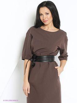 Платья MALKOVICH                                                                                                              коричневый цвет