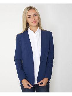 Жакеты MALKOVICH                                                                                                              синий цвет