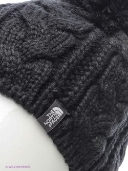 Шапки The North Face                                                                                                              чёрный цвет