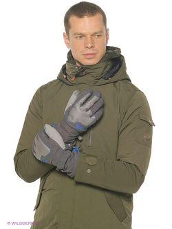 Перчатки The North Face                                                                                                              серый цвет