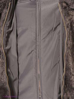 Пальто MOHNASS                                                                                                              серый цвет