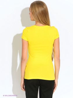 Футболки Oodji                                                                                                              желтый цвет